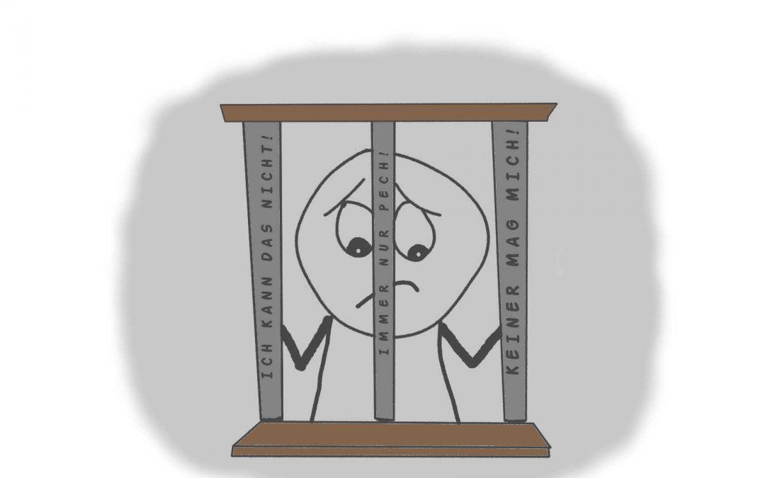 Negative Glaubenssätze – 8 Tipps, wie du dich endlich von negativen Denkmustern befreist