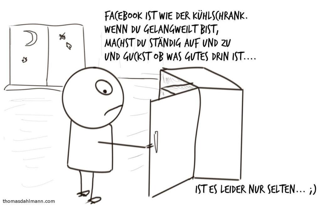 Facebook Kühlschrank